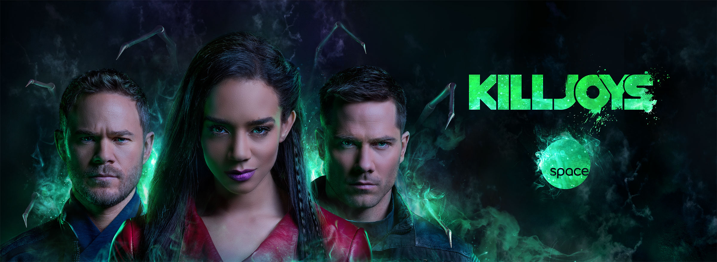 KILLJOYS : SEASON 4