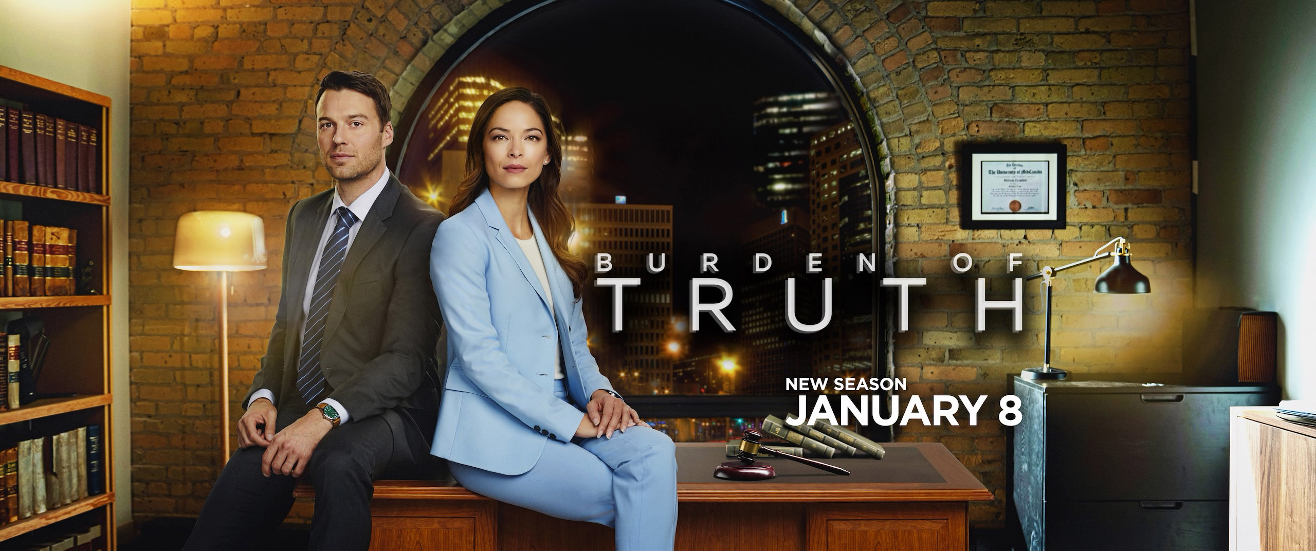 BURDEN OF TRUTH : SEASON 3